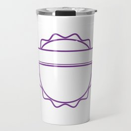 A simple T-shirt Design All Things are Given According to your Thinking Assume Think GiveThing Travel Mug