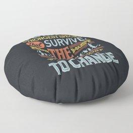 Strongest Species Floor Pillow