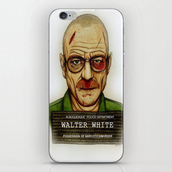 Breaking Bad. iPhone & iPod Skin