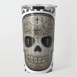 Mexican Riders Travel Mug