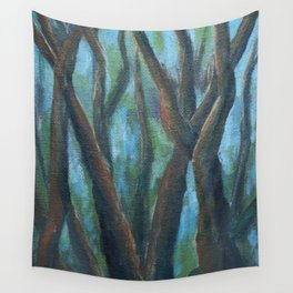 Reaching for Sky AC160216n Wall Tapestry