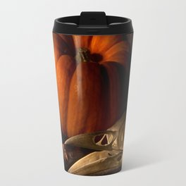 Halloween Still Life Travel Mug