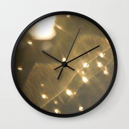 Sunbeams  Wall Clock