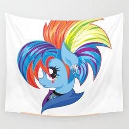 Rainbow Dash Wall Tapestry