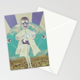 UNIVERSOS PARALELOS 004 Stationery Cards