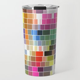 Lovely Raster No. 1 Travel Mug