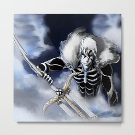 ginjo bleach Metal Print