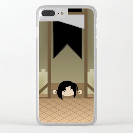 Execution of the Marshall Clear iPhone Case