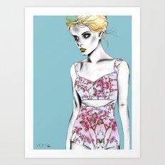 D&G Art Print