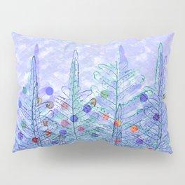 Christmas forest Pillow Sham