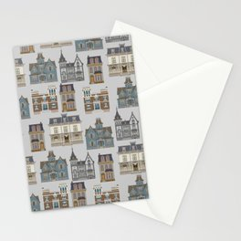 Victorian pattern Stationery Cards