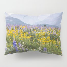 Waterton Wildflowers Pillow Sham