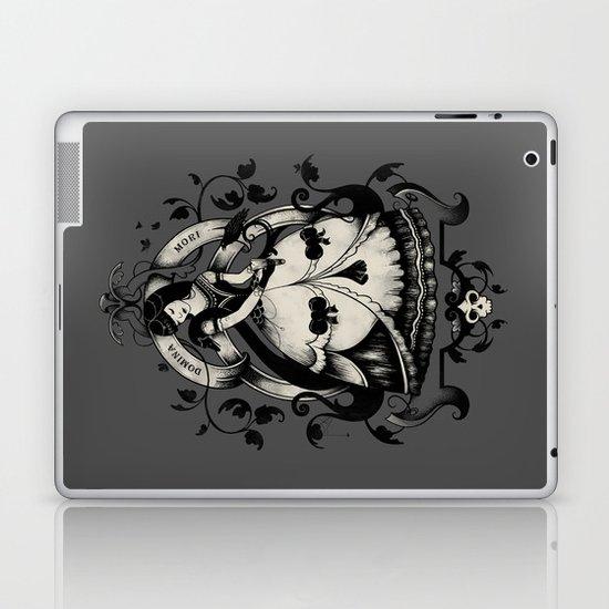 Domina Mori Laptop & iPad Skin