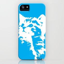 Meeooow Kitty iPhone Case