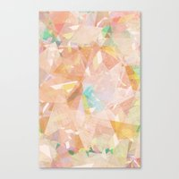 diamonds Canvas Prints featuring Diamonds by Zeke Tucker
