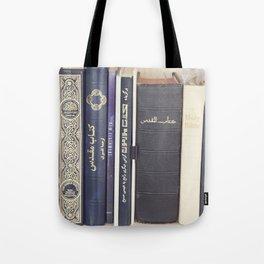 Coexisting Tote Bag