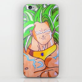 Broly iPhone Skin