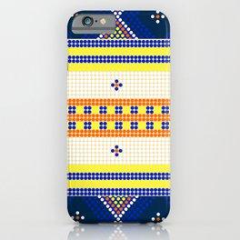 Monobo Print V iPhone Case