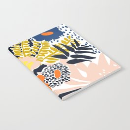 More design for a happy life Notebook