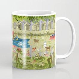 Rain Garden Coffee Mug