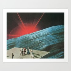Ho-Hum Phenomena Art Print