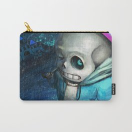 Sans&Chara Carry-All Pouch