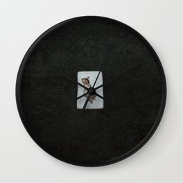 Self-sufficient Wall Clock