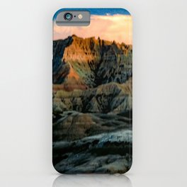 Dragon Mountains iPhone Case