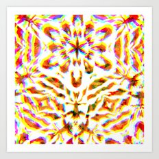 Prism Brake Art Print