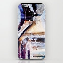 """""""Movement Study 4/ Warm """" - Abstract Series/Fall 2016 iPhone Skin"""