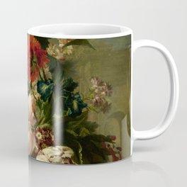 """Harmanus Uppink """"Still Life with Flowers"""" Coffee Mug"""