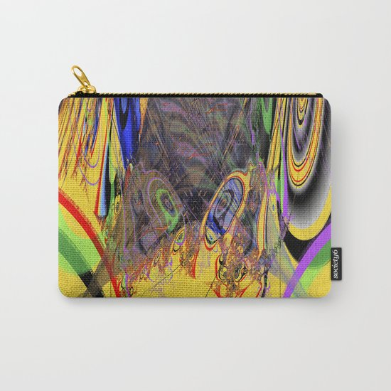 totally fern III Carry-All Pouch