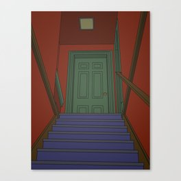Stair Thee Well Canvas Print