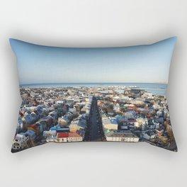 We built this city. Rectangular Pillow