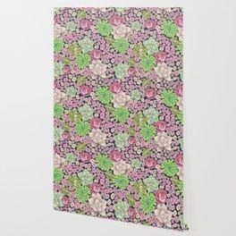 Succulent Spring Wallpaper