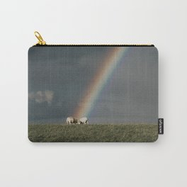 Rainbow II  - Landscape and Nature Photography Carry-All Pouch