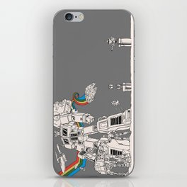 Childhood Friends iPhone Skin