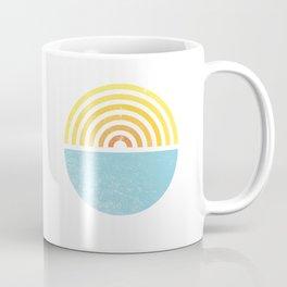 Vinyl Sunset Coffee Mug