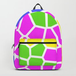Colorful shapes Backpack
