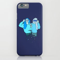 Blue Girls iPhone 6s Slim Case
