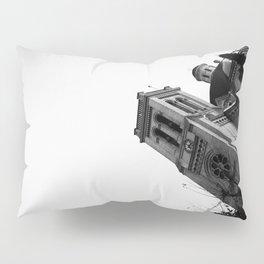 The Tower (B&W) Pillow Sham