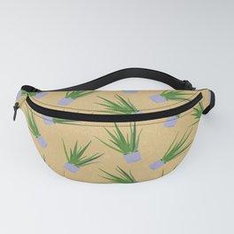 Aloe Pattern Fanny Pack