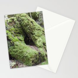 Moss Forest Stationery Cards
