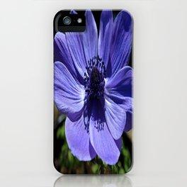 Grecian Windflower iPhone Case