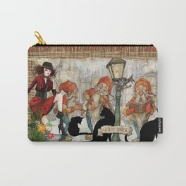 Musicians in Old Amsterdam Carry-All Pouch