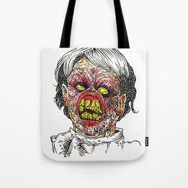 Evil Ed (color) Tote Bag