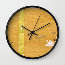 Japanese Modern Interior Art #121 Part IV Wall Clock