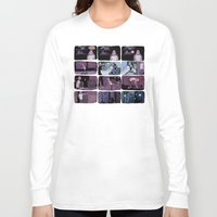 musa Long Sleeve T-shirts featuring bad person by musa
