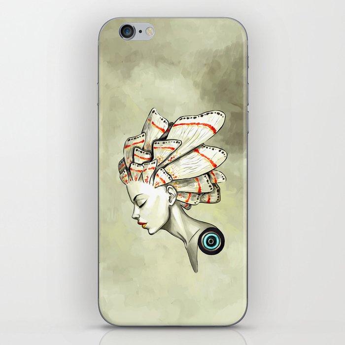 Moth 2 iPhone Skin