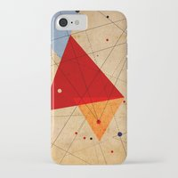 jazzberry iPhone & iPod Cases featuring knot by .eg.